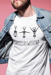 Tee-shirt | EXERCICES DU WEEKEND _ Nantes_Saint_Nazaire