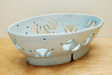 Basket in Frost gloss