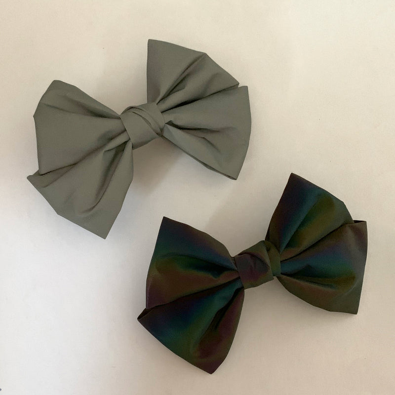 Reflective Hair Bow