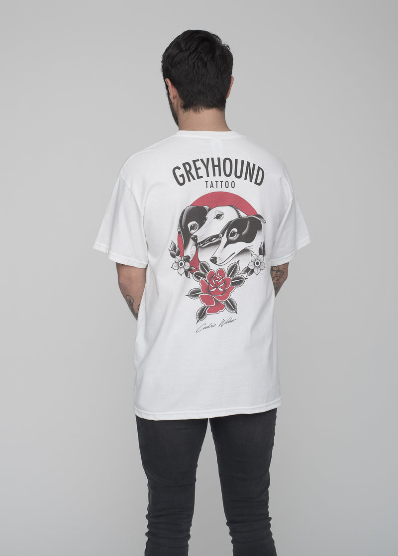 CEDRIC WEBER TATTOO - GREYHOUND (CWT)