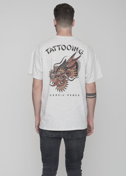CEDRIC WEBER TATTOO - CHINA CEDDY - HEATHER GREY (CWT)