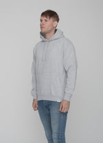 DER FRIEDRICH - 1989 HOODIE HEATHER GREY (DF)