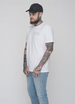 STILL EMO -  HATE T-SHIRT WHITE (STEM)