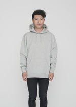 RENE KLEIN TATTOO - EAGLE HOODIE HEATHER GREY (RKT)