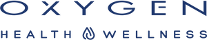 OXYGEN HEALTH WELLNESS LOGO