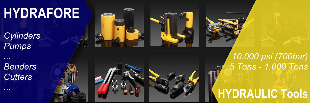 HYDRAFORE Hydraulic Tools from A to Z