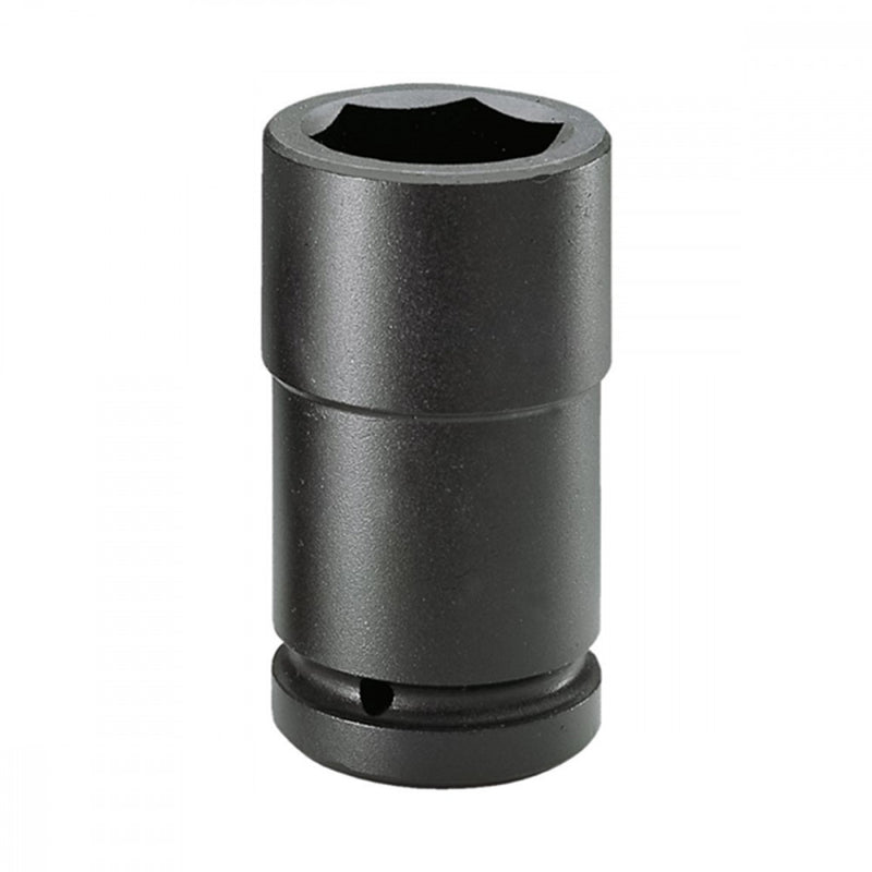 "1"" Drive Metric Deep Impact Socket 19mm Hex (3.5"" length) (JQ-9019-1)"