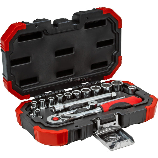 Socket set size 4-13mm, 16pcs, (R49003016) (3300050)