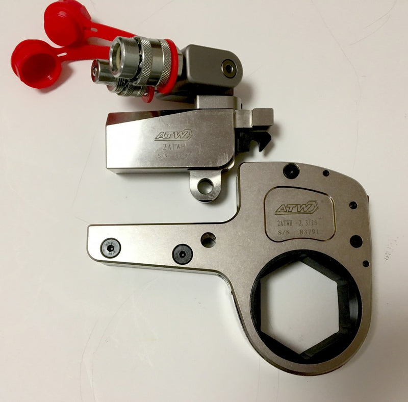 LOW PROFILE HYDRAULIC TORQUE WRENCH - ATW (ATWH)