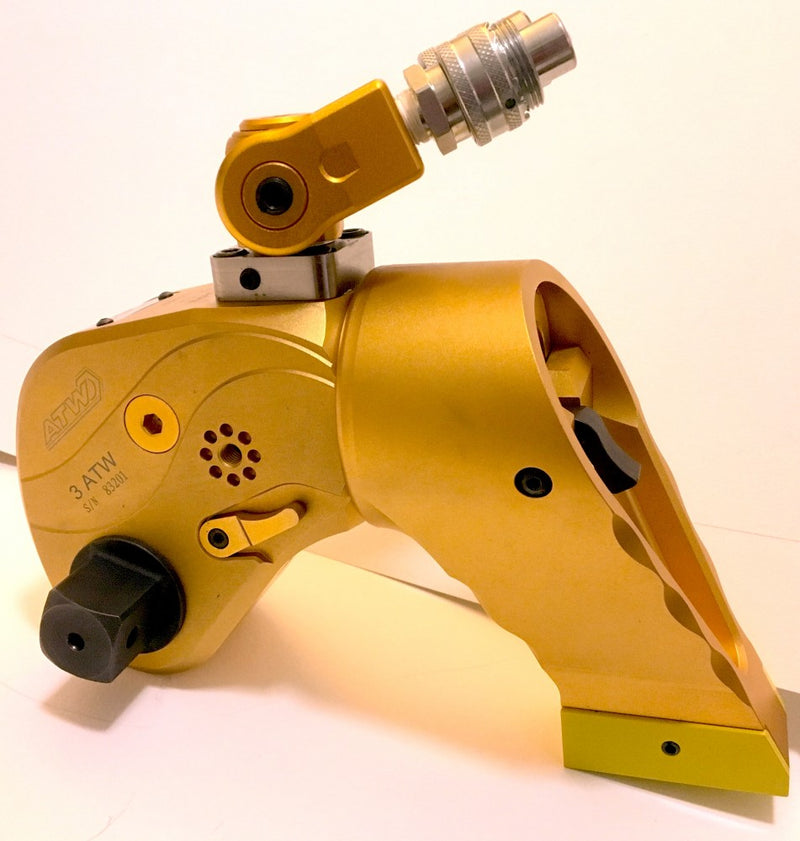 SQUARE DRIVE HYDRAULIC TORQUE WRENCH - ATW (ATWS)