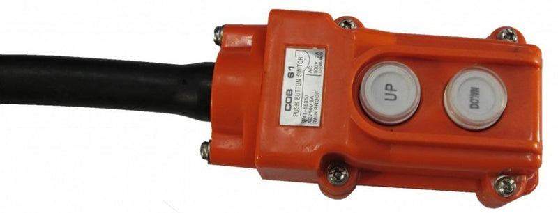 Electric Driven Hydraulic Pump (Single acting solenoid valve) (B-700R)