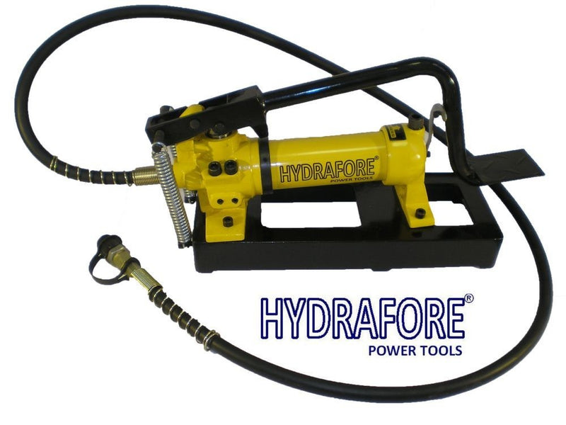 Hydraulic Foot Pump (10 000 psi - 21 in³) (B-800B)