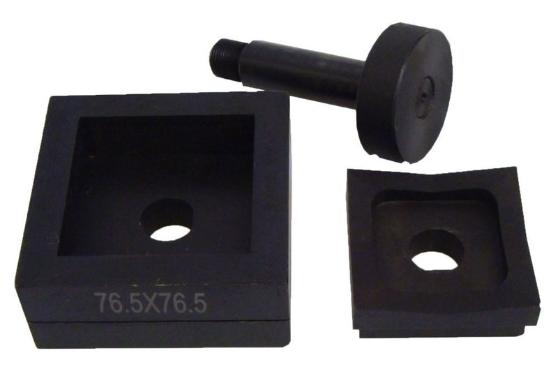 "Hole Puncher Die 3"" x 3"" (76,5 x 76,5 mm) (D-set-76)"