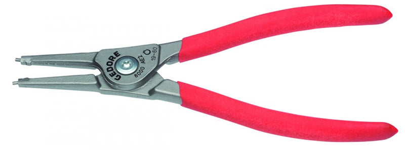 Set of circlip pliers 4 pcs (external) (Gedore S 8000 AE) (3041980)