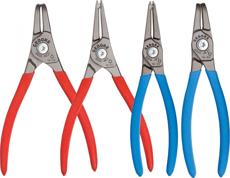 Gedore  Set of circlip pliers 4pcs (Gedore  S 8000 E) (2931877)