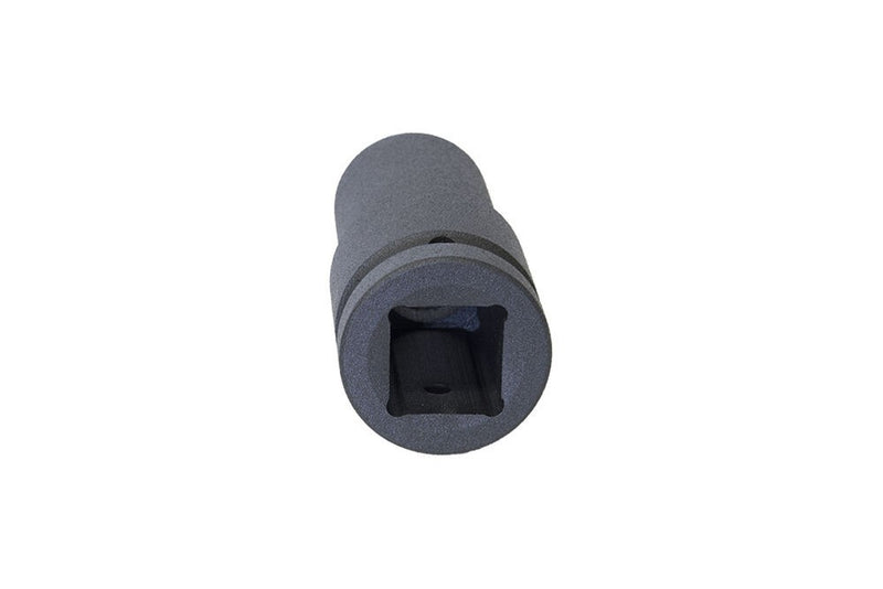 "1"" Drive Metric Deep Impact Socket 27mm Hex (4.3"" length) (JQ-11027-1)"