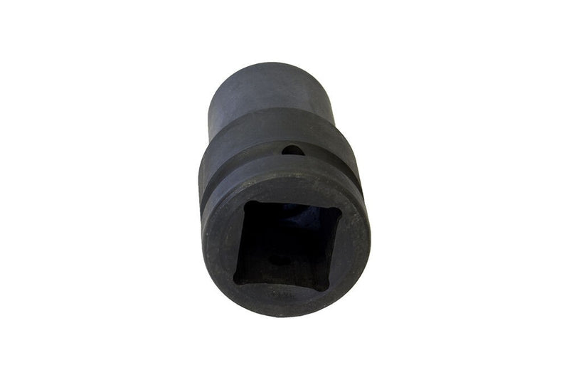 "1"" Drive Metric Deep Impact Socket 19mm Square Nut Size (3.2"" length) (JQ-8019-1sq)"