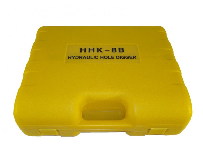 "Hydraulic Hole Puncher Set (22 - 60 mm, 7/8"" - 2 3/8"") (K-8B)"