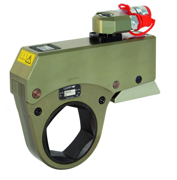 Low profile Hydraulic Torque Wrench - GEDORE (LDK)