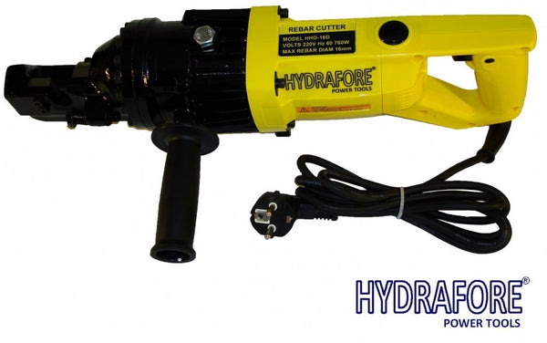 "Electro hydraulic Rebar Cutter Electric Cutting (0,75"", 110V/60HZ) G-20D (NRC-20)"