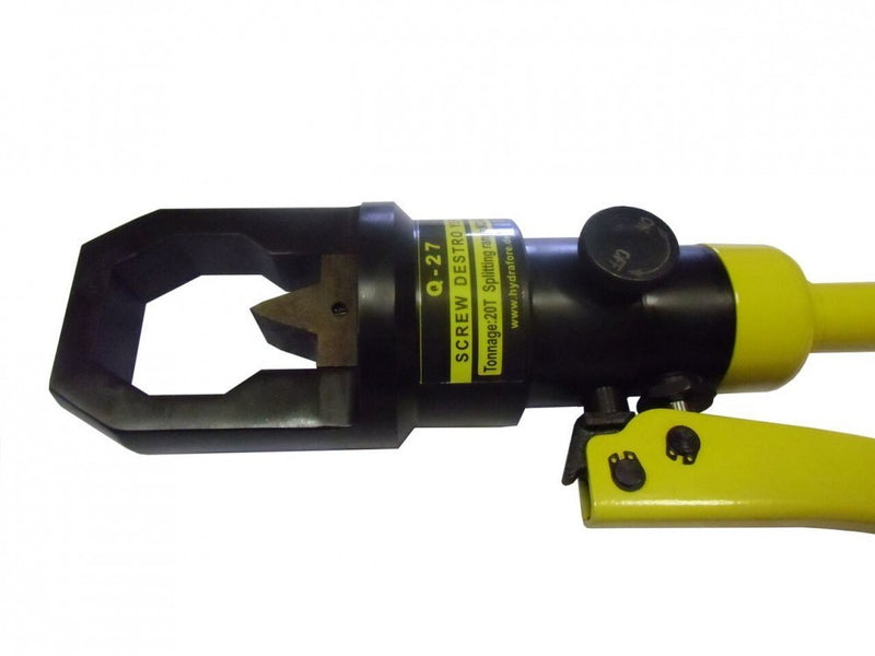 Nut Cutter - Integrated Pump M22-M27 (Q-27)