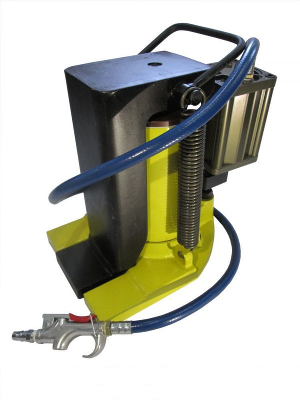 Air Hydraulic Toe Jack (20 tons) (QD-20Q)