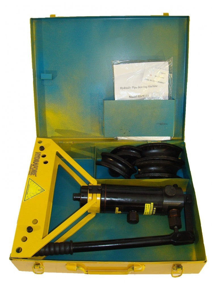 "Hydraulic Pipe Bender (3/8"" - 1"") (W-1A)"