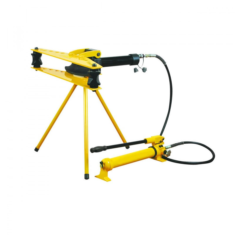 "Hydraulic Pipe Bender with Separable Pump (1/2"" - 2"") (W-2F-MP)"