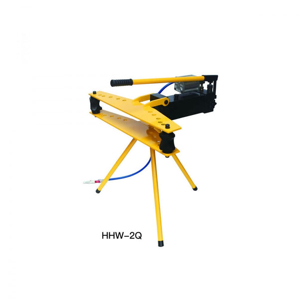 "Compressed Air Driven Hydraulic Pipe Bender (1/2"" - 2"") (W-2Q)"