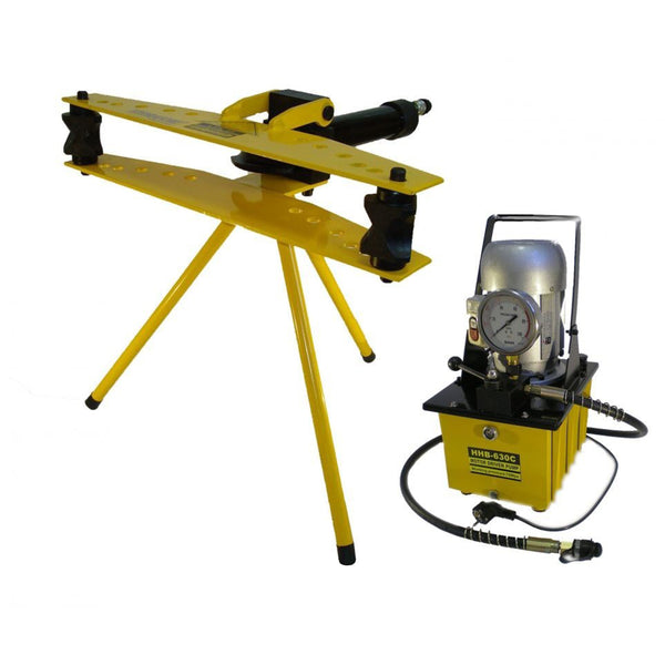 "Electro-hydraulic Pipe Bender (1/2""-3"") (W-3D)"