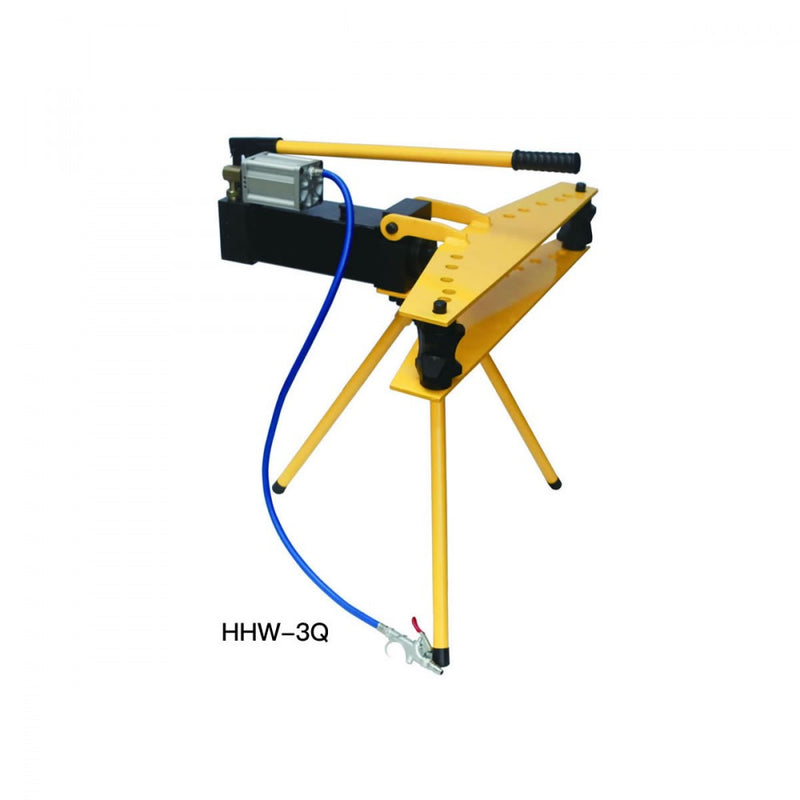 "Compressed Air Driven Hydraulic Pipe Bender (1/2"" - 3"") W-3Q (W-3Q)"