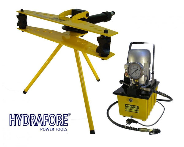 "Electro-hydraulic Pipe Bender (1/2""-4"") (W-4D)"
