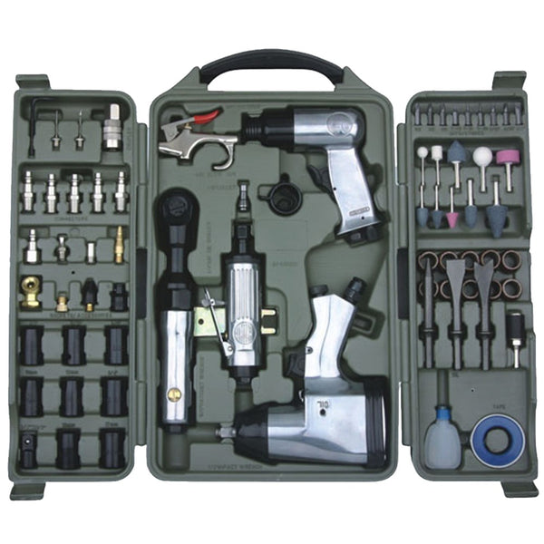 Air Tool Combo Kit, 71pcs (WF-016)