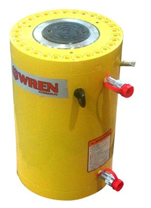 Double Acting High Tonnage Cylinder - WREN HYDRAULIC (WREN_DH)