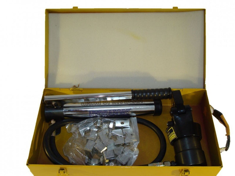 Hydraulic Crimper Set with Separable Pump (70 - 400 mm2) (Y-400AF)