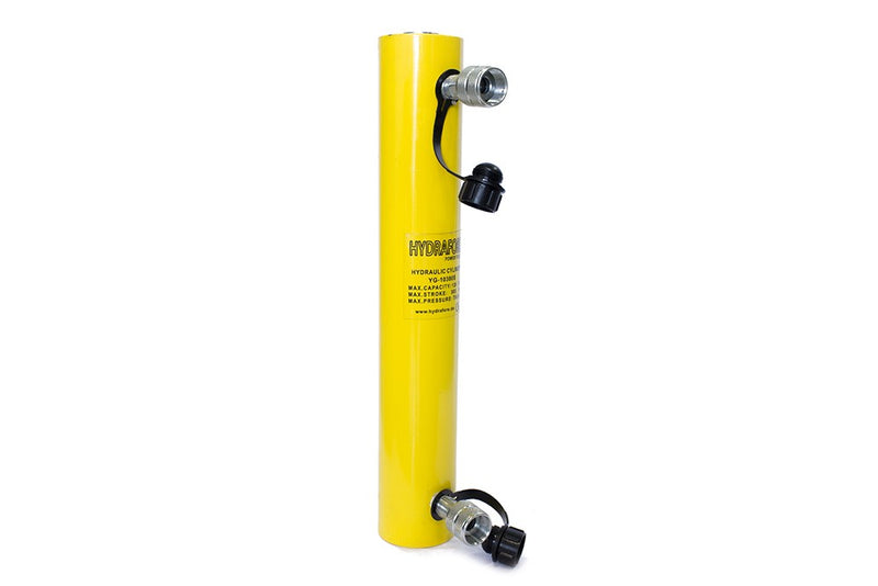 "Double-acting Hydraulic Cylinder (10 Tons - 12"") (YG-10300S)"