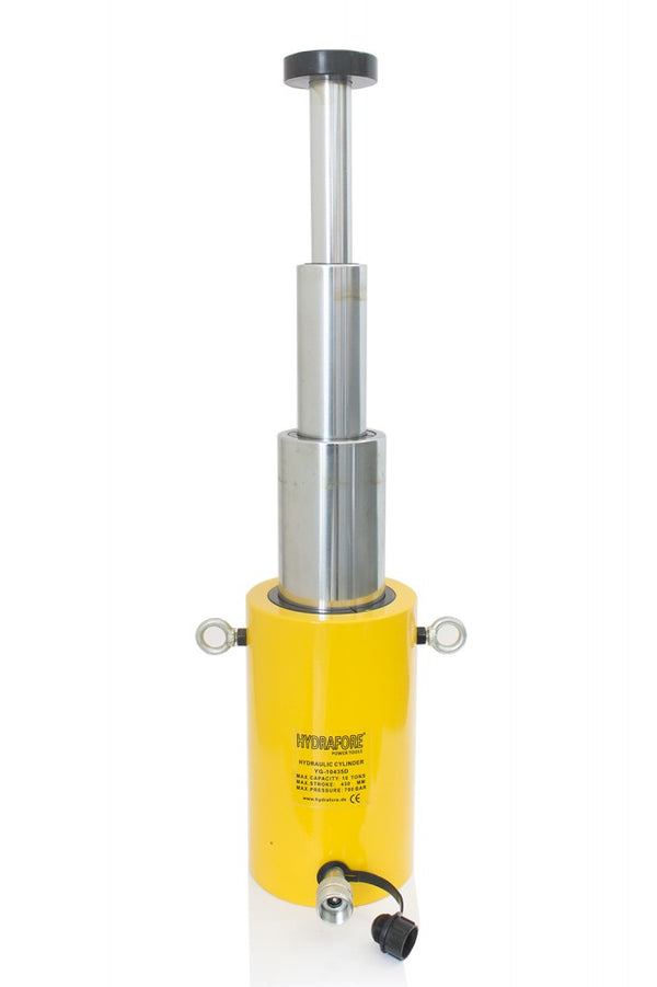 "Single-acting Telescopic Cylinder (10tons, 17"") (YG-10435D)"