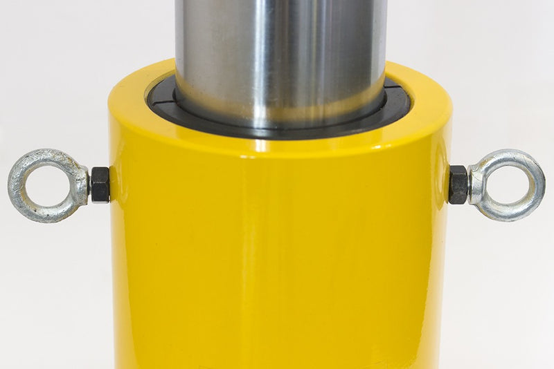 "Single-acting Telescopic Cylinder (15tons, 11.8"") (YG-15300D)"