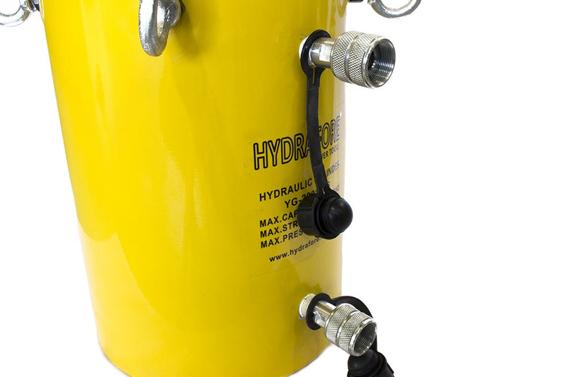"Double-acting Hydraulic Cylinder (200Tons-6"") (YG-200150S)"