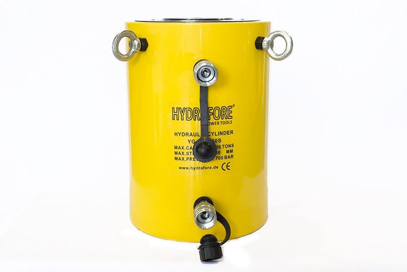 Double Acting Hydraulic Cylinder 200T (YG-200300S)