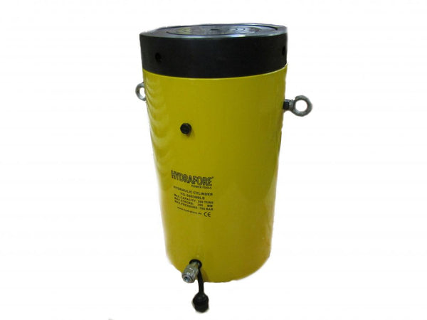 "Single-acting Cylinder with Lock nut (300tons 12"") (YG-300300LS)"