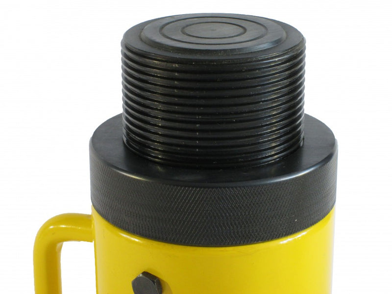 "Single-acting Cylinder with Lock nut (50tons 2"") (YG-5050LS)"