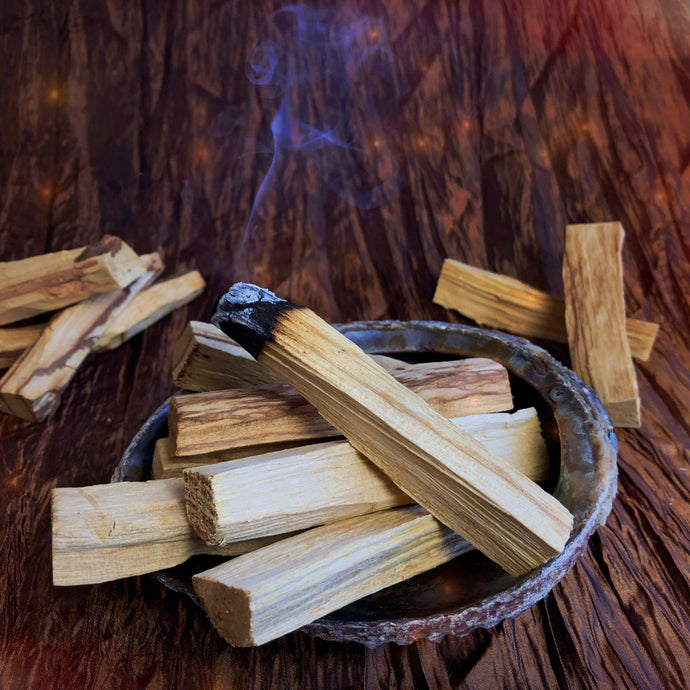 Heal your Soul: Palo Santo and its benefits