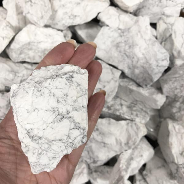 Understanding the Power of Crystals: White Howlite