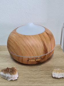 Ultrasonic Aroma Diffuser & Air Purifier