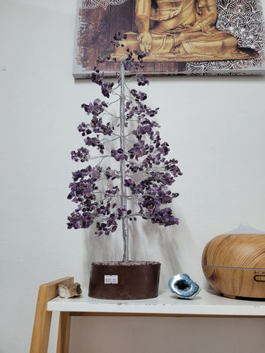 Extra Large Amethyst Crystal Tree