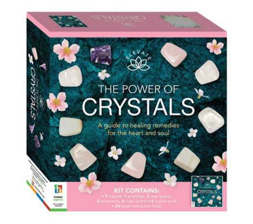 The Power of Crystals Box Set - Elevate