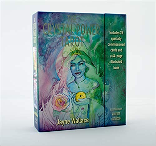 The Crystal Power Tarot by Jayne Wallace