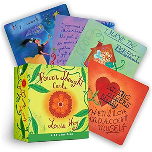 Power Thought Cards by Louise Hay
