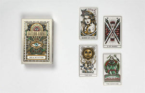 Tattoo Tarot: Ink & Intuition Cards